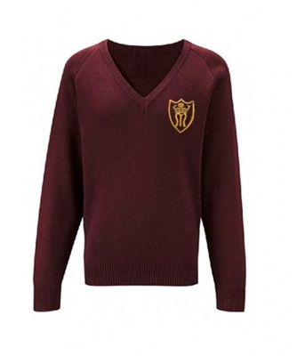 St Mary's Knitted Jumper