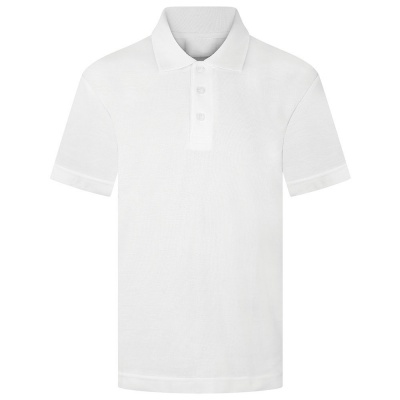 Plain White Polo