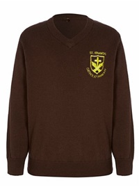St Francis Knitted Jumper