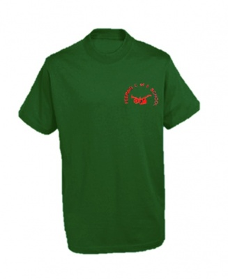 Churchill House Feering PE T-shirt