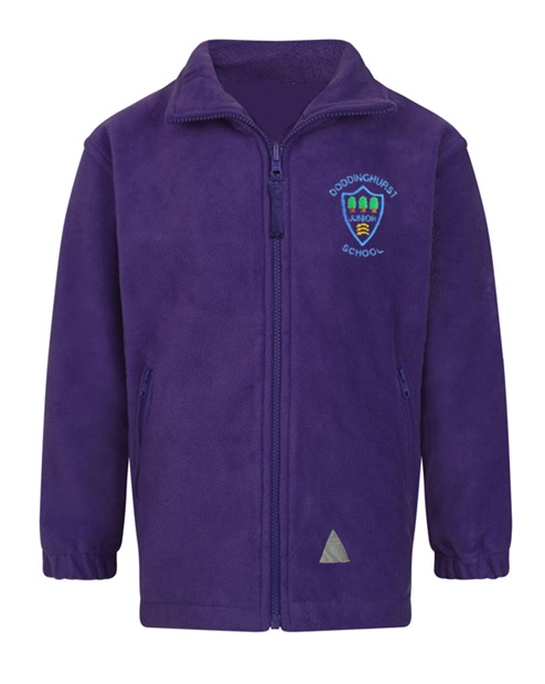 Doddinghurst Junior Fleece