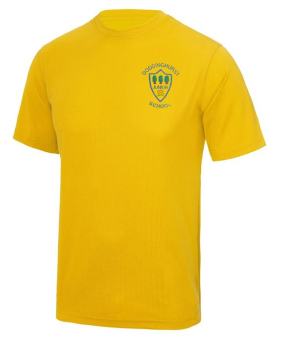 Doddinghurst Junior PE T-shirt