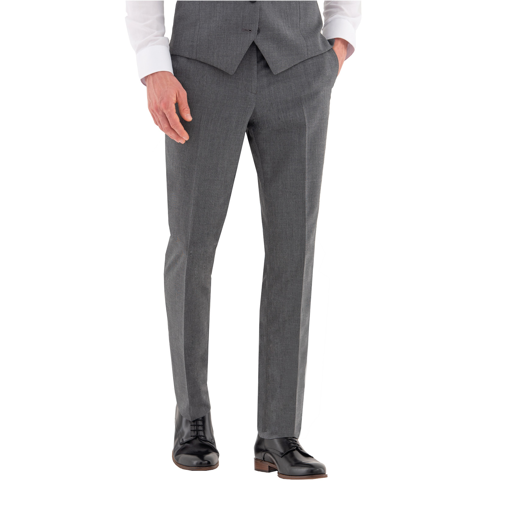 BK Sixth Form Mens Slimfit Trousers
