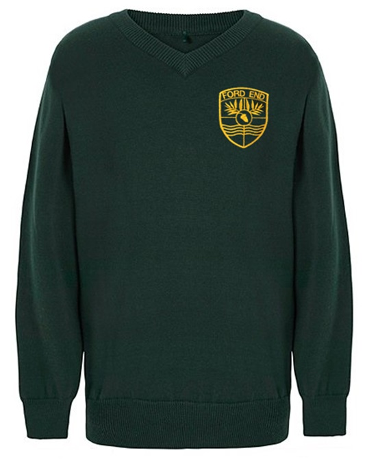 Ford End Knitted Jumper