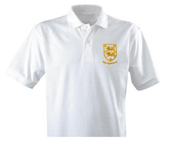 Montgomery Infants Polo White Twin Pack