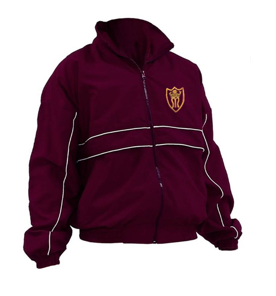 St Marys Tracksuit Top