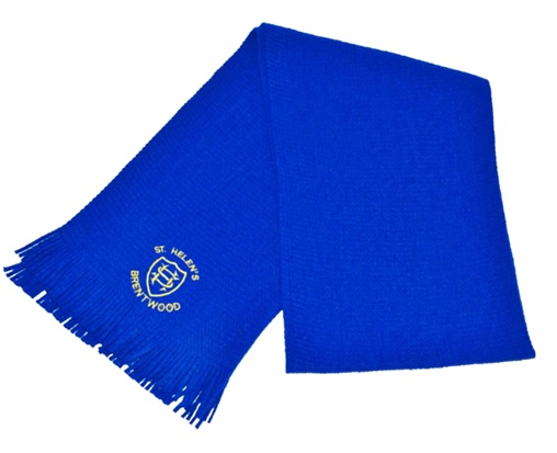 St Helen's Infant Scarf