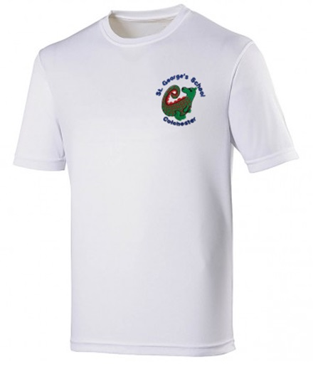 St Georges PE T-shirt