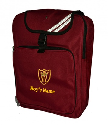 St. Mary's Personalised Rucksack