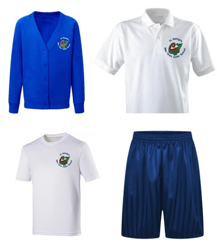 St George Pupil Premium Package Cardigan