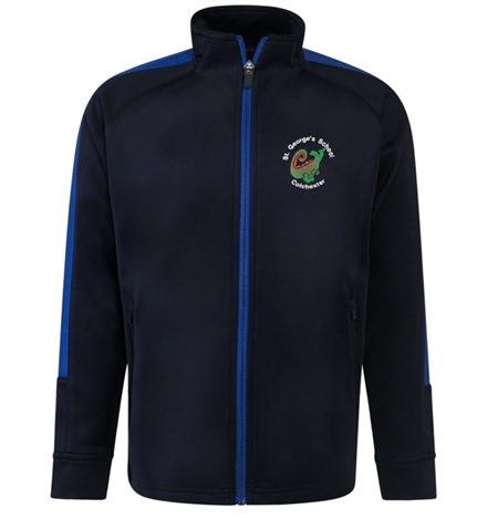 NEW St George's  Tracksuit Top