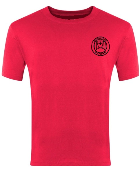 Howbridge Junior Red T-Shirt