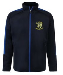 NEW St Helen's Tracksuit Top