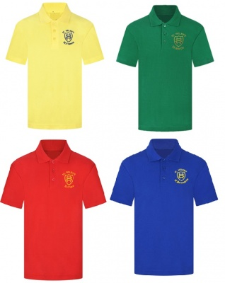 St Helen's Infants PE Polo